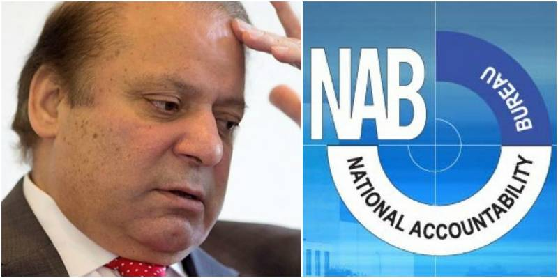 NAB launches inquiry into allegations against Nawaz Sharif, others of laundering $4.9b to India