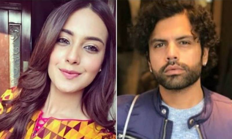 Iqra Aziz denies all allegations made by 'Citrus Talent' agency