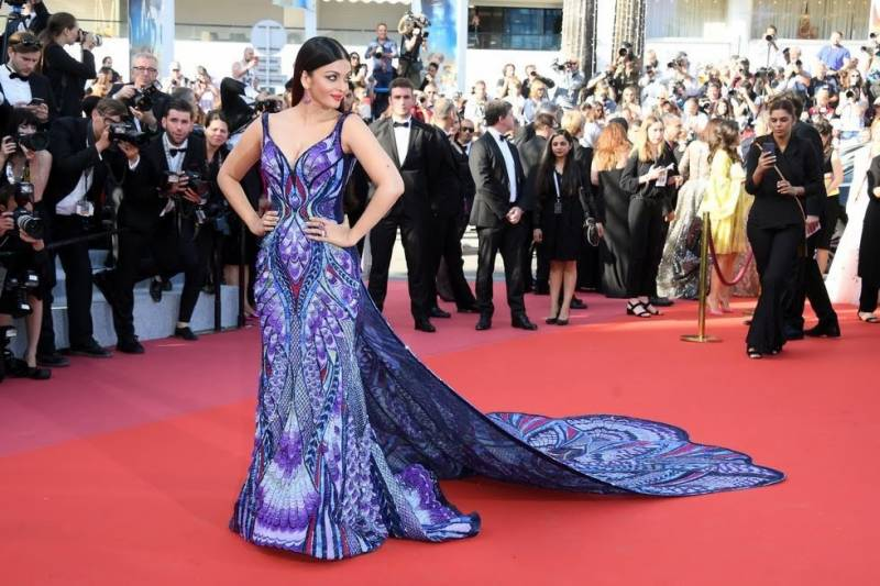 Aishwarya Rai's Butterfly dress for cannes 2018 is just outstanding