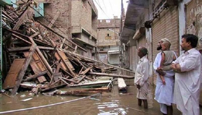 At least 11 killed as heavy rains lash Punjab, Khyber Pakhtunkhwa