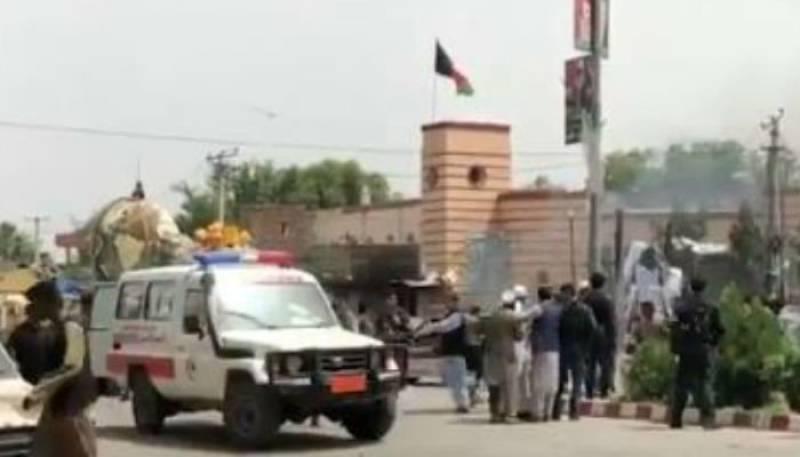 At least 6 Afghans killed, 20 injured during Jalalabad gun battle, blasts