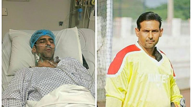 Hockey legend Mansoor Ahmed laid to rest in Karachi