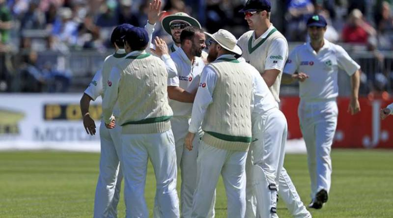 Ireland all out for 130, Pakistan enforce follow-on