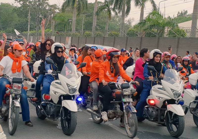 Women on wheels:A great initiative by Punjab Government