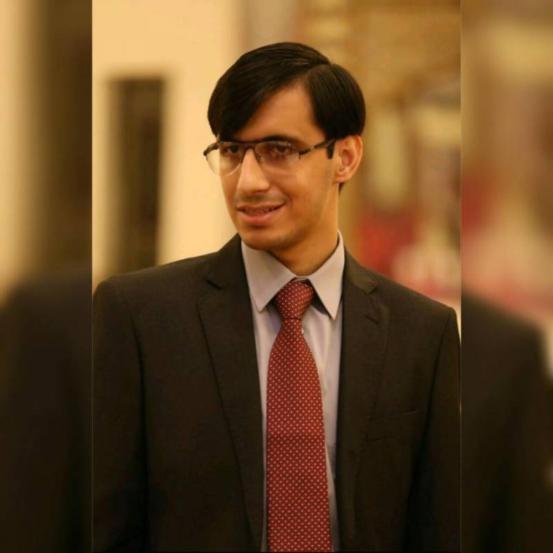Yousaf Saleem set to become first visually impaired judge in Pakistan