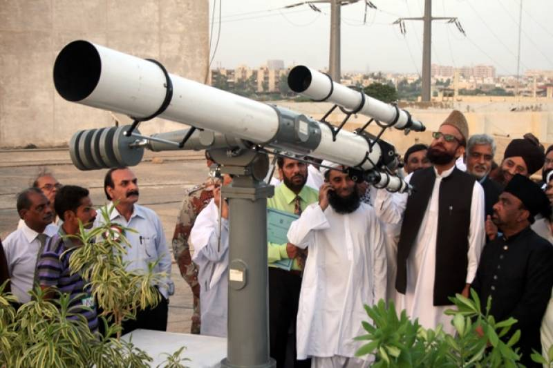 Ruet-e-Hilal Committee meets for Ramazan moon sighting today