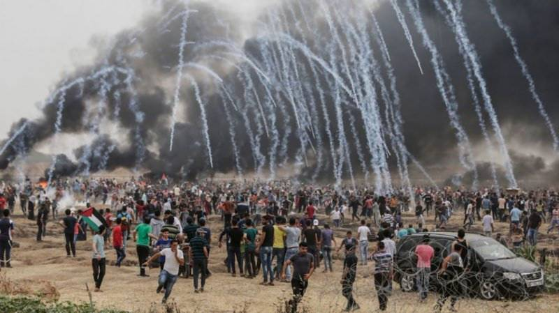 3 Palestinians die of wounds inflicted by Israeli army; Gaza rallies death toll up to 118