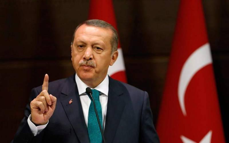 Israeli atrocities in Palestine similar to those of Nazis against Jews, says Erdogan
