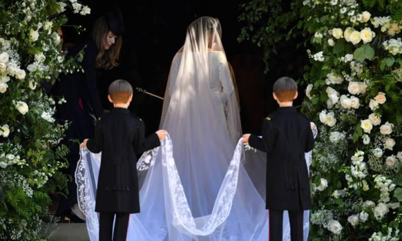 LIVE: Prince Harry and Meghan Markle have said