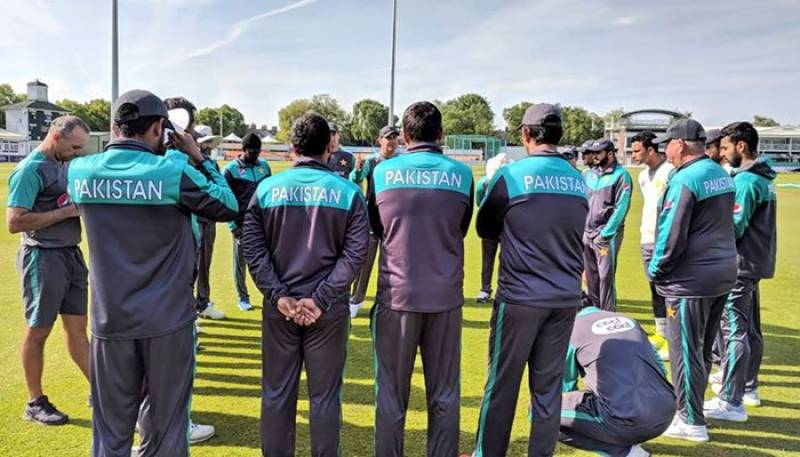 Pakistan win toss, bat first against Leicestershire in practice match