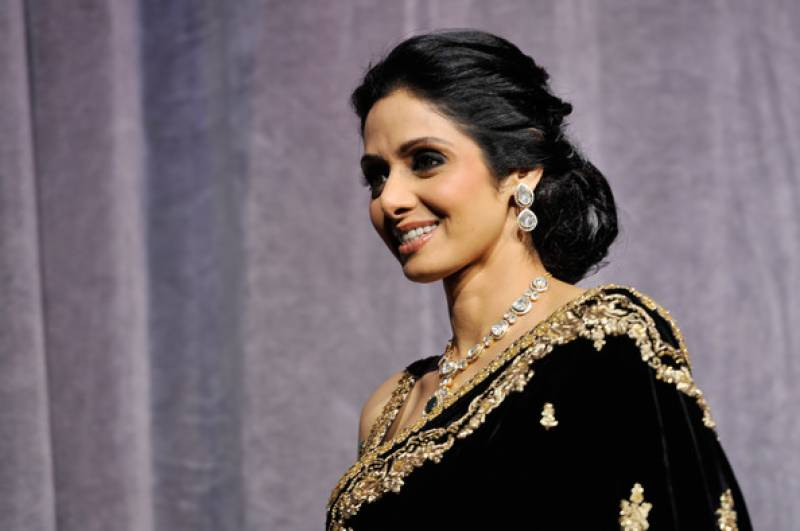 Sridevi posthumously honoured with Film Icon Award at Cannes 2018