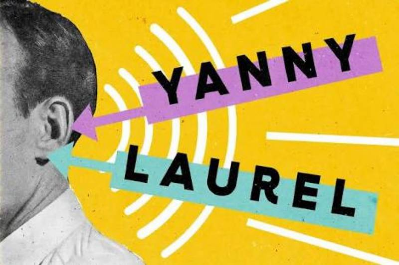 The world is divided into two,Yanny or Laurel
