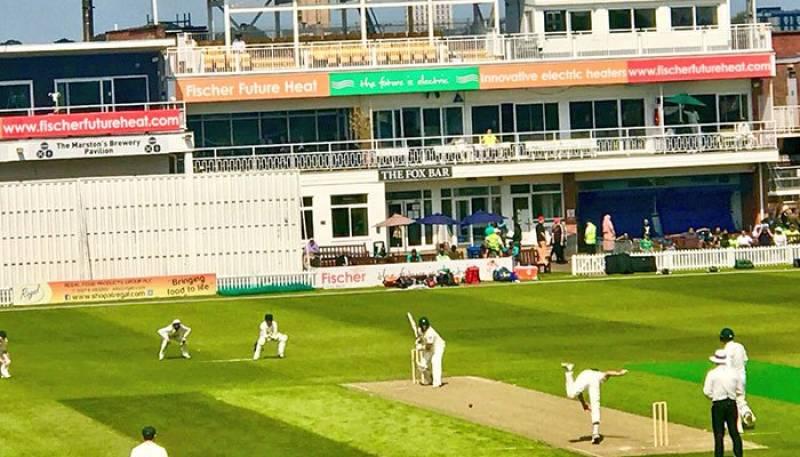 Azhar, Fakhar hit fifties in final Pakistan warm-up ahead of England series