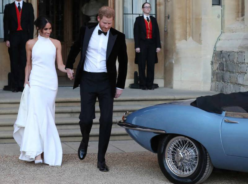 Newly weds, Prince Harry and Meghan Markle postpone honeymoon to attend to royal duties