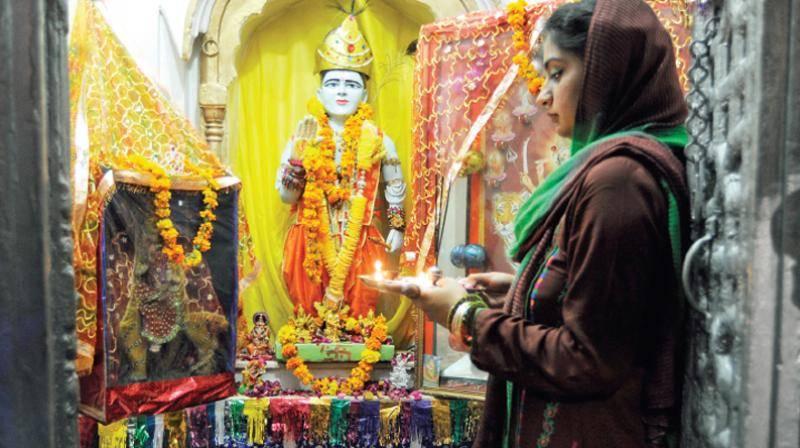 Punjab govt releases Rs20 million to renovate, expand Krishna temple in Rawalpindi