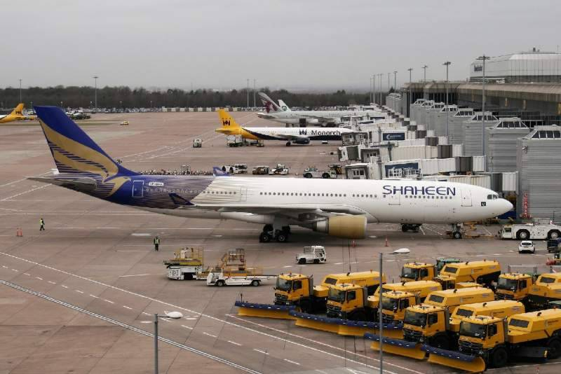 FBR clips wings for Shaheen Airlines for not paying tax