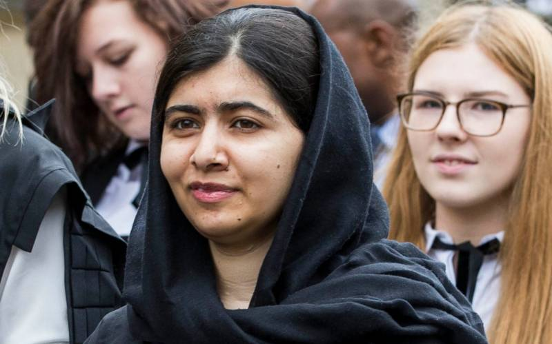 Malala Yousafzai to plan parties at Oxford College after social secretary election