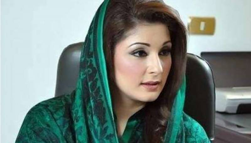 Dragged to courts just for pressurising Nawaz Sharif, says Maryam