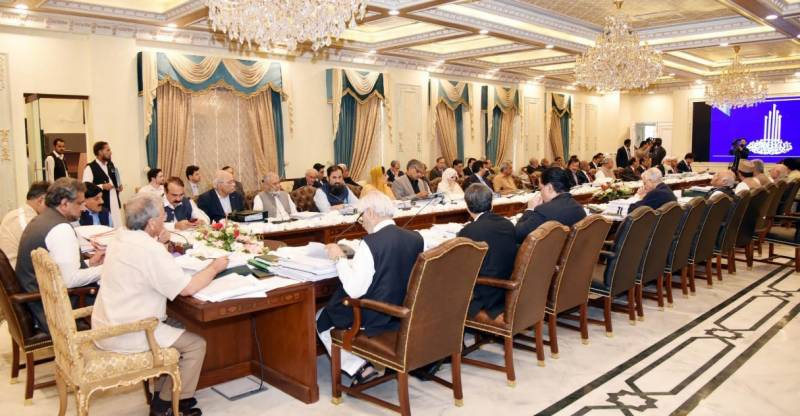 Federal cabinet approves National Internal Security Policy, Transport Policy, Films Policy & Culture Policy