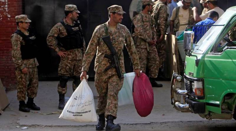 PILDAT finds pre-poll process unfair with enhanced role of military
