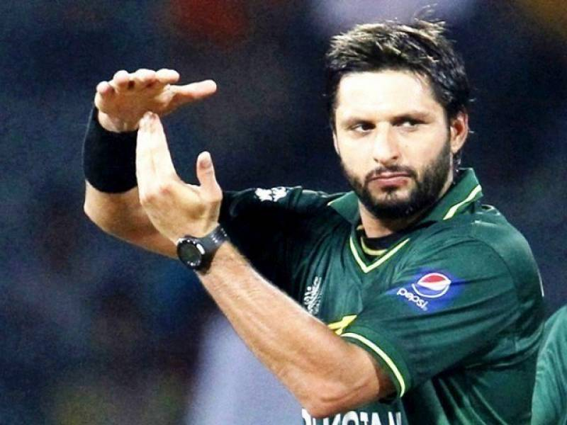 Shahid Afridi replaces Eoin Morgan as ICC World XI captain against WI