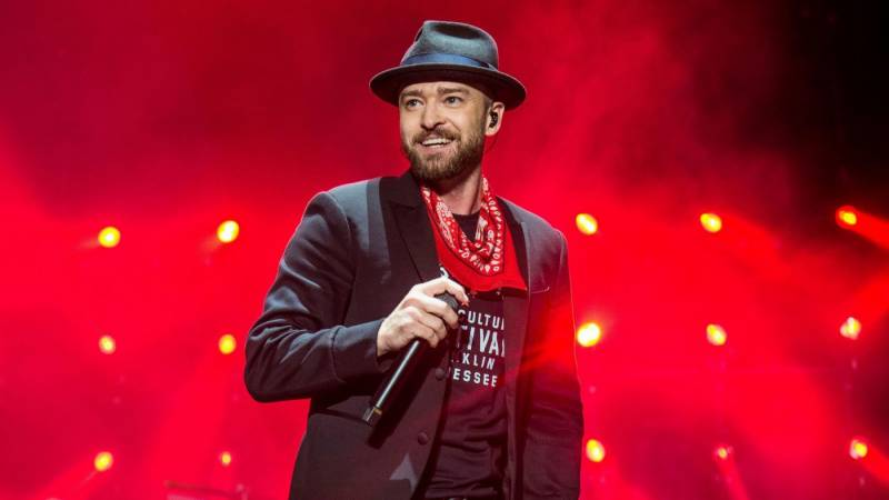 Justin Timberlake visits Texas shooting survivor in hospital