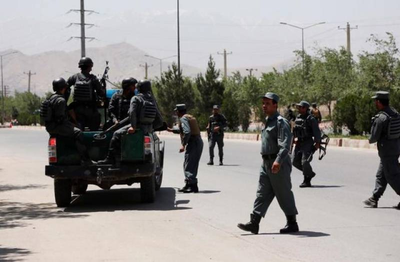 Seven attackers killed as Afghan forces stave off major terror bid