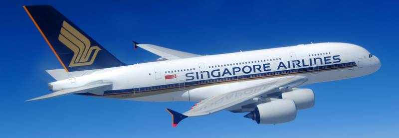 Singapore Airlines announces world's longest flight of 19 hours