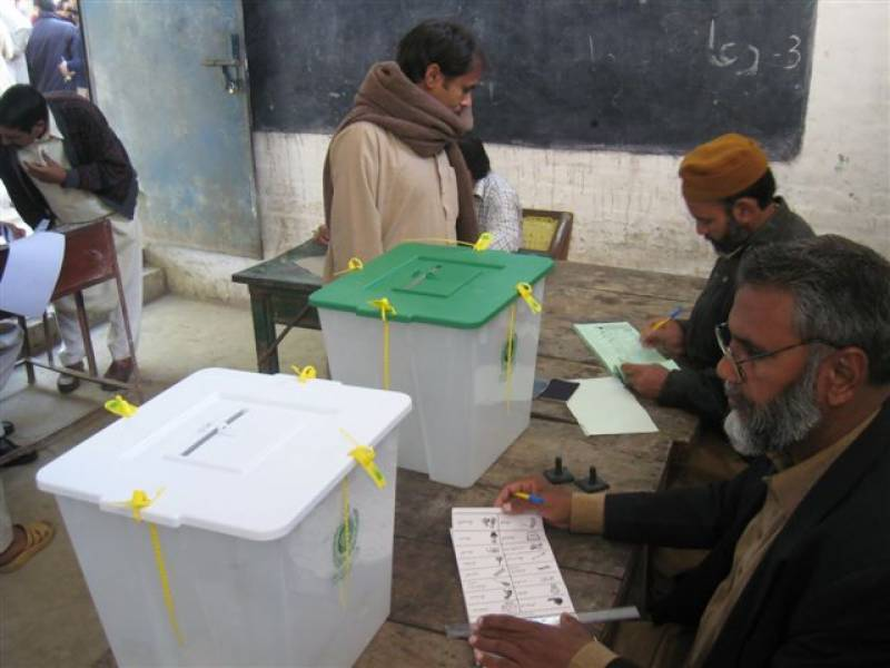 US backs free, transparent elections in Pakistan, says State Department official