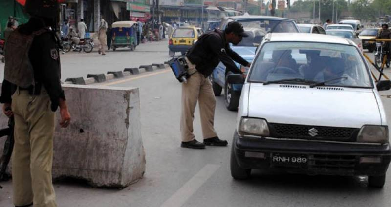 131 vehicles impounded over default of token tax