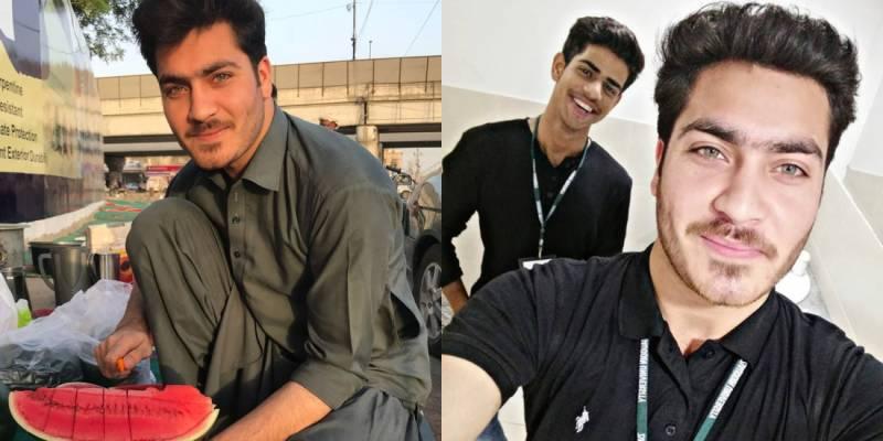 After chai wala, Pakistan's new craze is 'Tarbooz Wala'