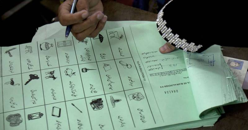 ECP issues schedule for 2018 general elections