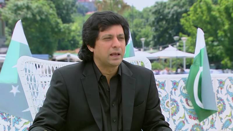 Jawad Ahmad to contest 2018 elections against Imran, Bilawal, Shehbaz