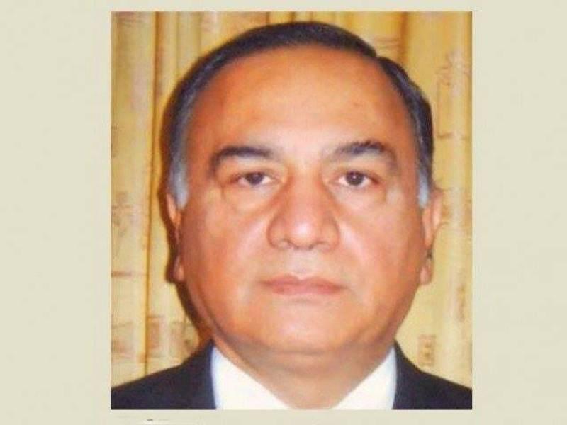 Nasir Khosa excuses himself from becoming caretaker CM Punjab