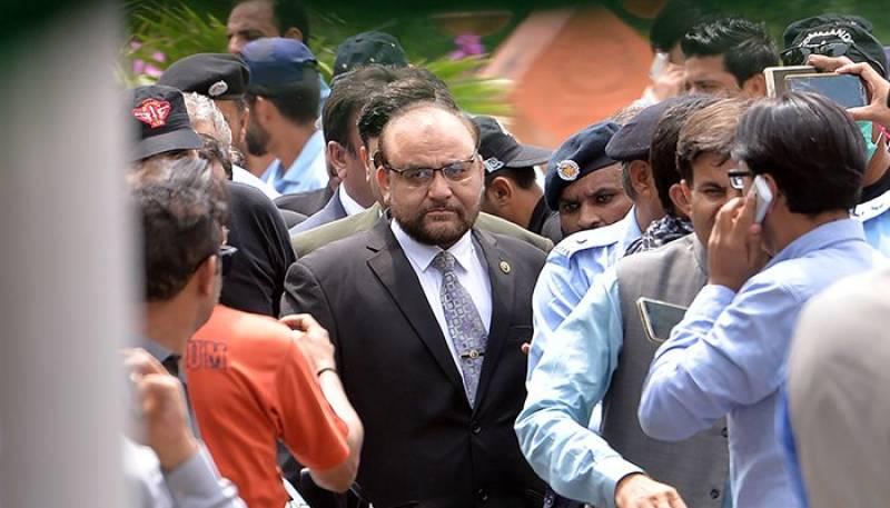 No documentary proof established Sharif's link with Al-Azizia Mills, Wajid Zia reveals in cross-examination