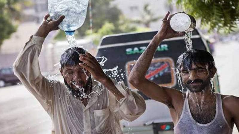 No respite from heat during next five days, warns PMD