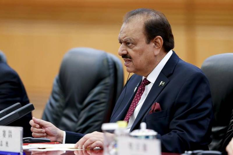 President Mamnoon promulgates landmark Fata-KP merger bill into law