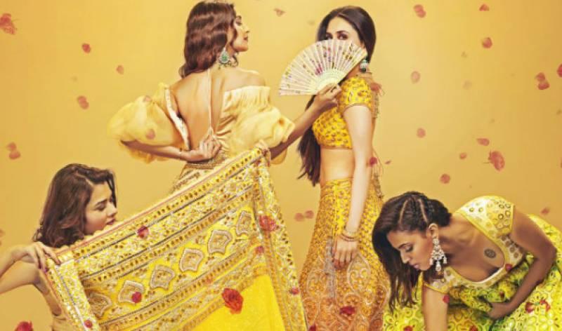 Sad news for ladies : Veere Di Wedding banned in Pakistan!