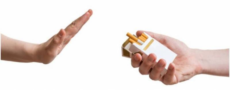The world celebrates No Tobacco Day today