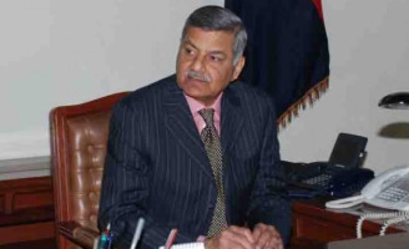 Aftab Sultan recuses himself from caretaker CM Punjab post