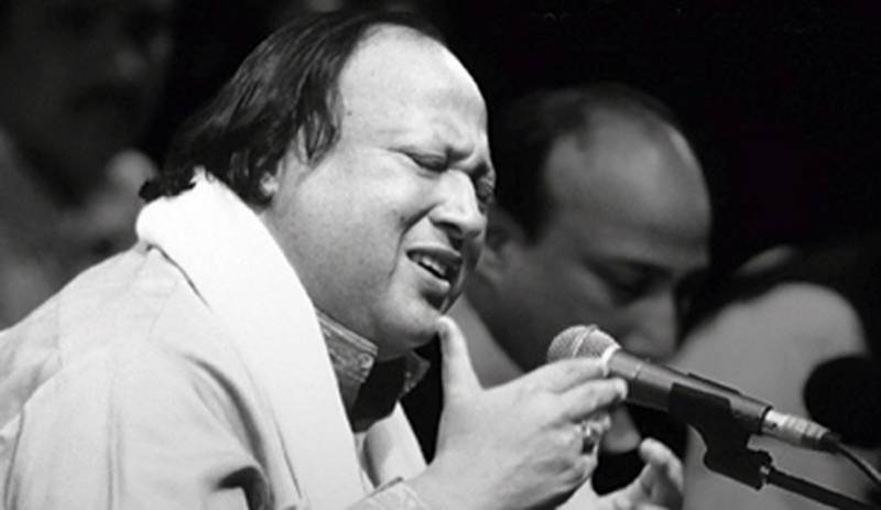Nusrat Fateh Ali Khan's daughter will be taking action against copyright infringement of his songs
