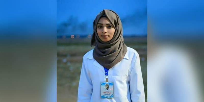 Palestinian nurse shot dead in Israeli sniper shooting near Gaza fence