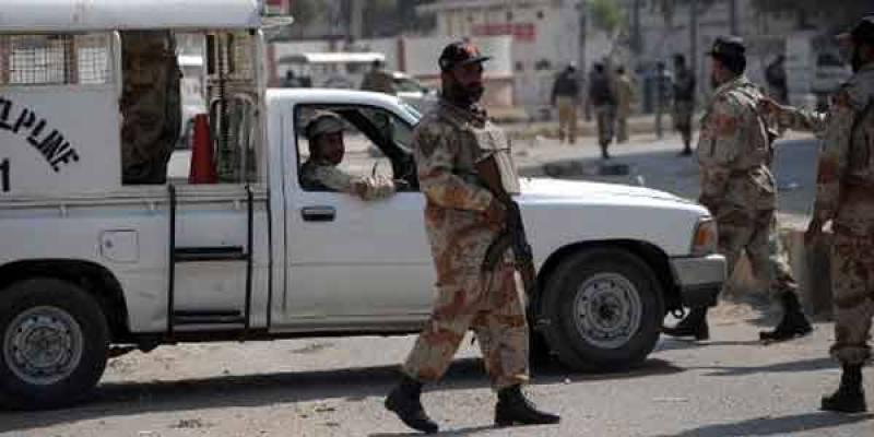Rangers foil suicide attack in Karachi