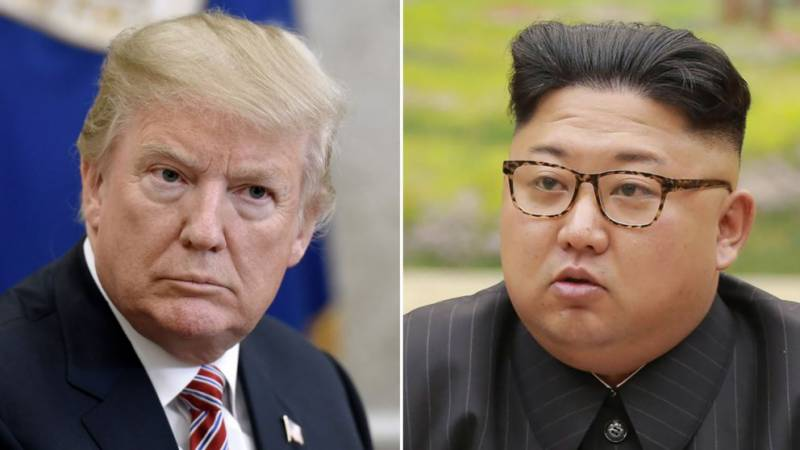 Trump confirms Singapore summit with North Korea's Kim Jong-un