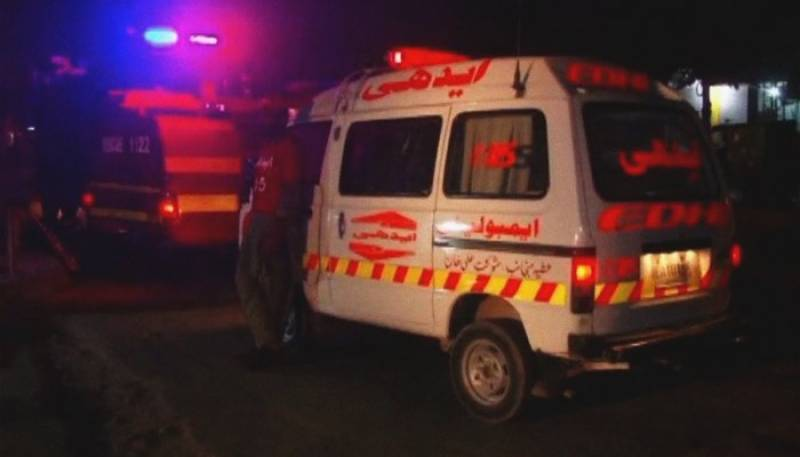 Two real brothers among four killed as AC Swabi's car rams into bikes