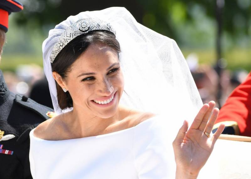 UK Vogue titles Meghan Markle among the most influential women