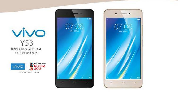 Vivo brings super discount on the affordable Y53