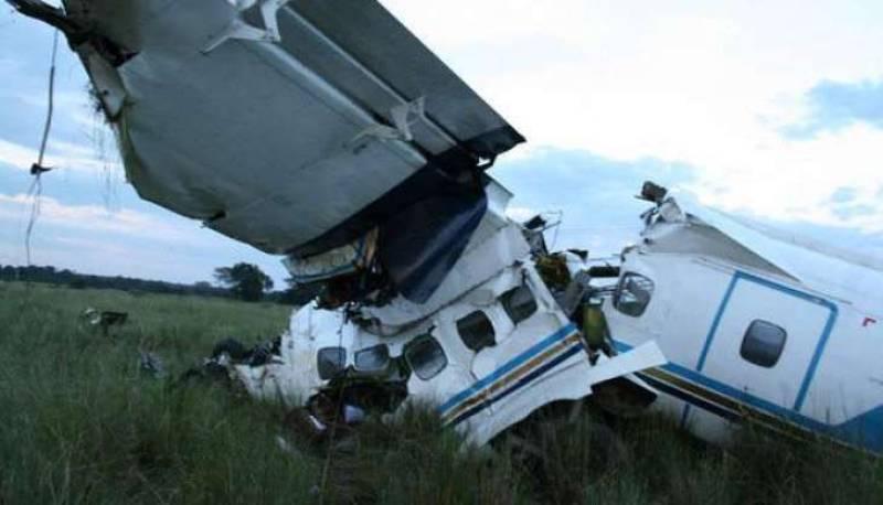 10 killed in Kenyan plane crash