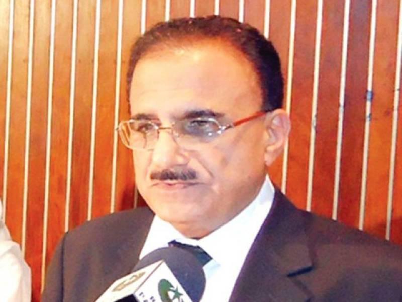 Caretaker CM KP asks Police to create quick response force for pre-post polling scenarios