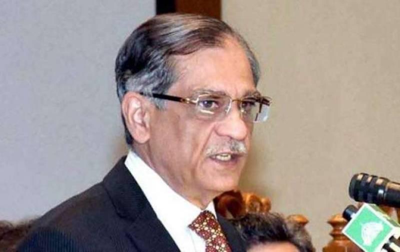 CJP takes notice of terminally ill prisoners confined across Pakistan